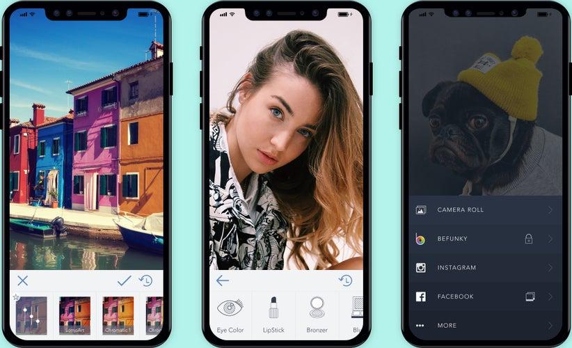 Download BeFunky Mobile App