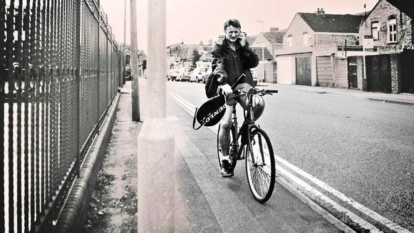 Bicycle, Bike, Transportation, Vehicle, Person, Human