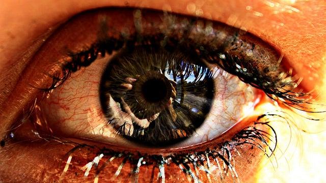 Eye Reflection