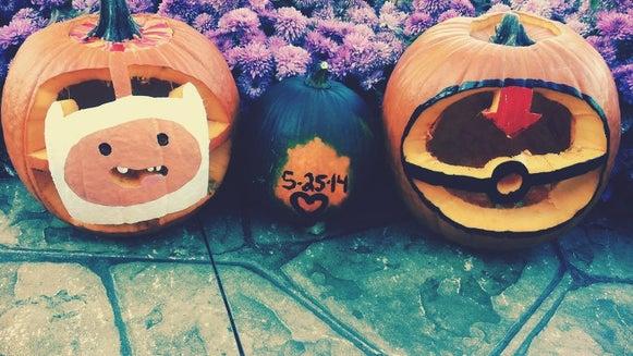 Plant, Pumpkin, Vegetable, Food, Costume, Halloween