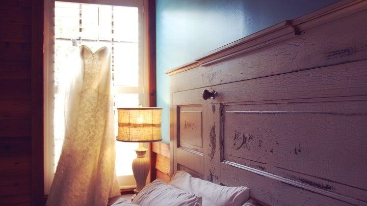 Furniture, Bedroom, Room, Indoors, Bed, Interior Design