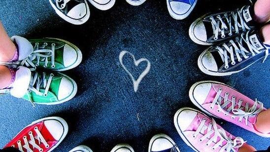 Clothing, Apparel, Shoe, Footwear, Running Shoe, Person