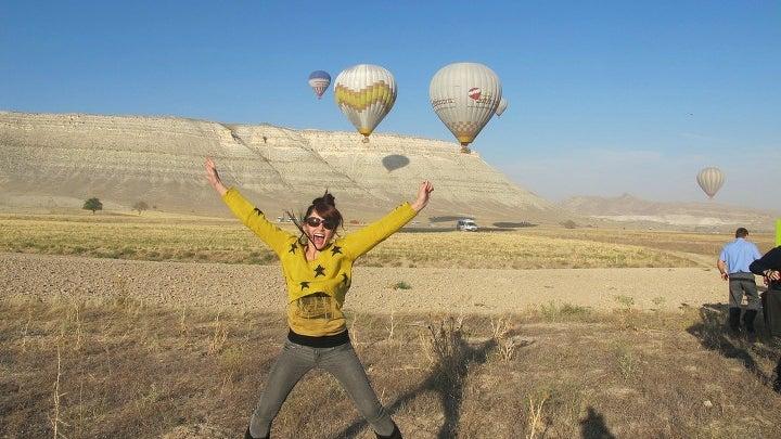 Person, Human, Ball, Balloon, Adventure, Leisure Activities