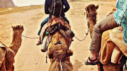 Person, Human, Camel, Mammal, Animal, Outdoors