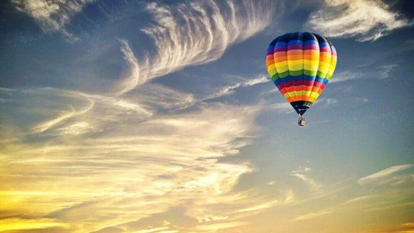 Ball, Hot Air Balloon, Vehicle, Transportation, Aircraft, Balloon