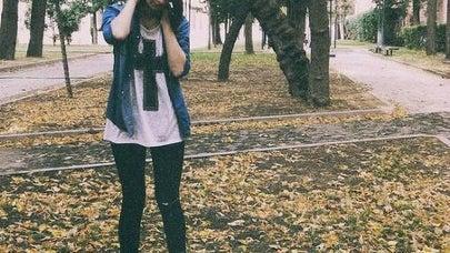 Clothing, Apparel, Tree, Plant, Grass, Vegetation