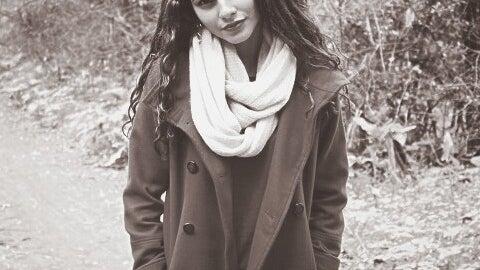Clothing, Apparel, Overcoat, Coat, Person, Human