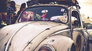 Person, Human, Car, Automobile, Transportation, Vehicle