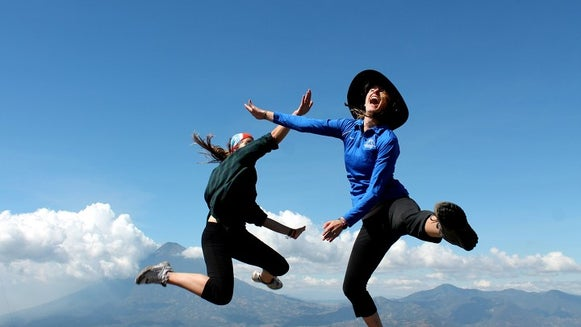 Person, Human, Adventure, Leisure Activities, Dance Pose, Clothing
