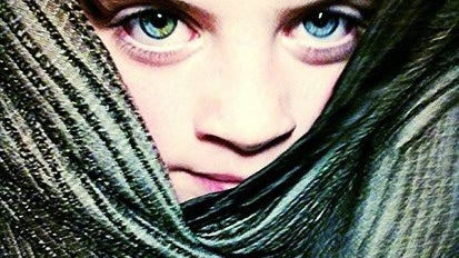 Clothing, Apparel, Face, Person, Human, Scarf
