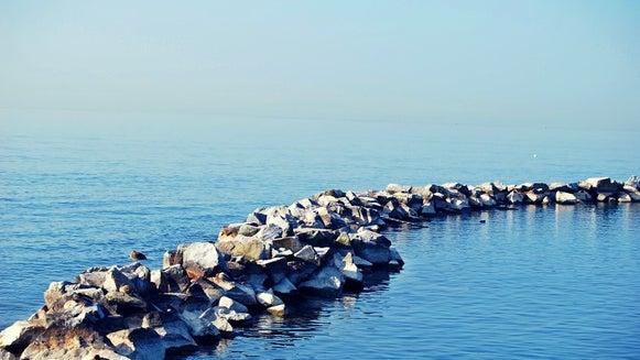 Sea, Ocean, Nature, Water, Outdoors, Shoreline