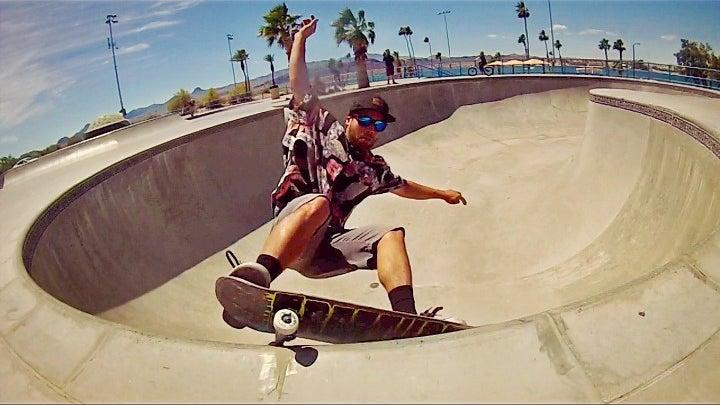 Person, Human, Skateboard, Sport, Sports, Clothing