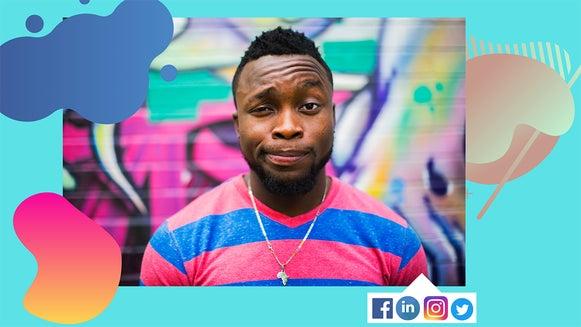 Social Media Profile Pic