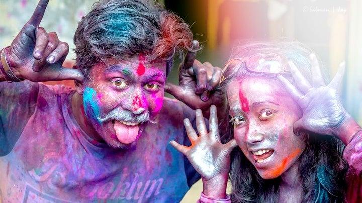Festival, Person, Crowd, Human, Face, Costume