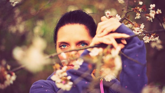 Face, Person, Human, Plant, Flower, Blossom