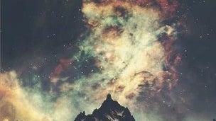 Nature, Outdoors, Peak, Mountain Range, Mountain, Painting