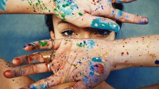 Skin, Person, Human, Finger, Henna