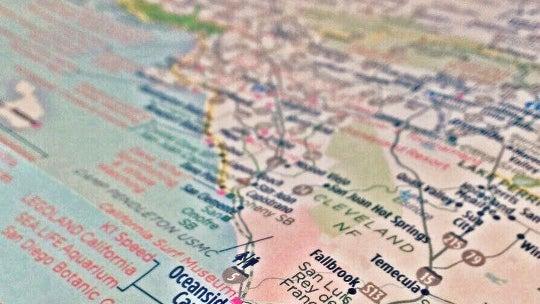 Map, Diagram, Rug, Plot