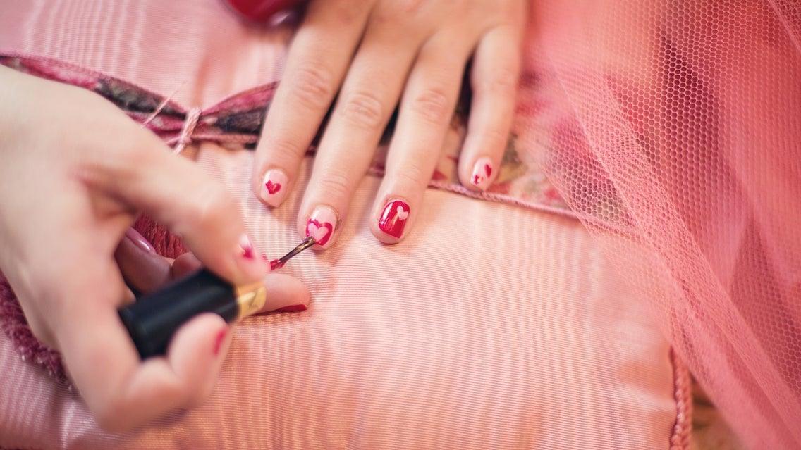 Person, Human, Manicure, Nail