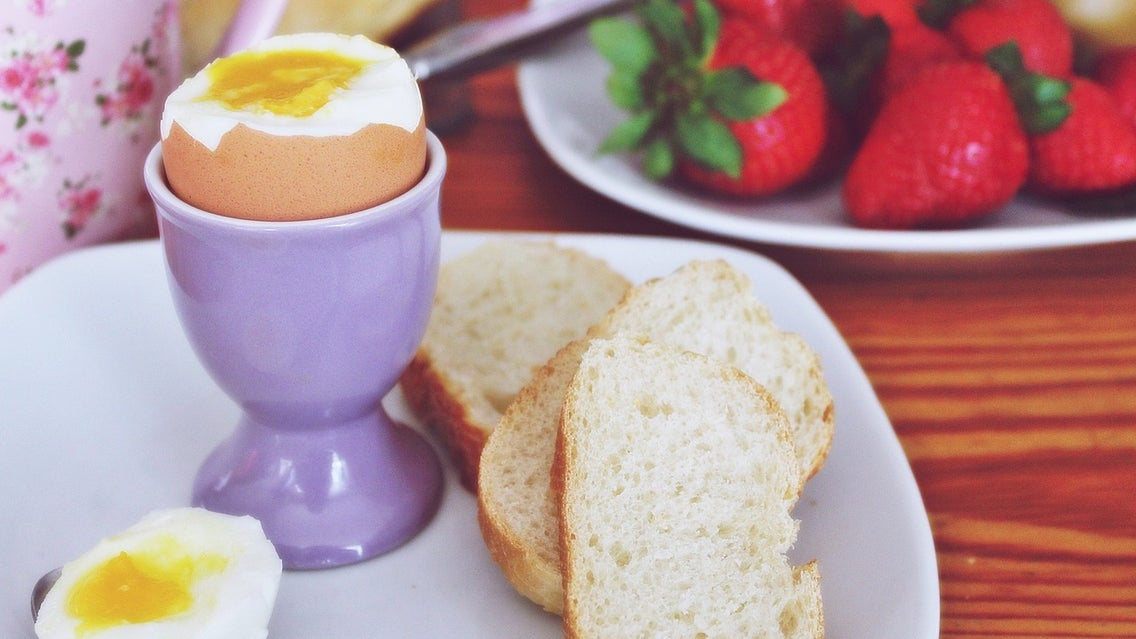 Bread, Food, Egg, Sweets, Confectionery, Spoon