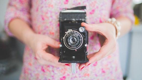 Camera, Electronics, Person, Human, Digital Camera