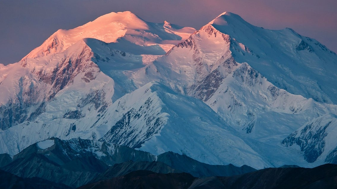 Mountain Range, Mountain, Nature, Outdoors, Peak, Ice