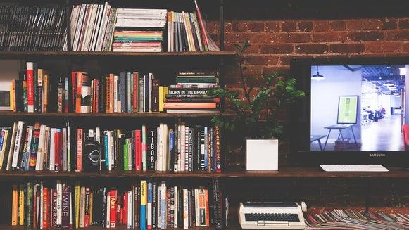 Furniture, Bookcase, Shelf