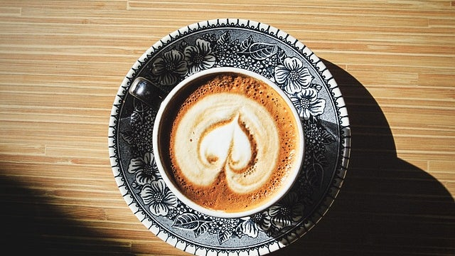 Latte, Coffee Cup, Cup, Beverage, Drink, Pottery