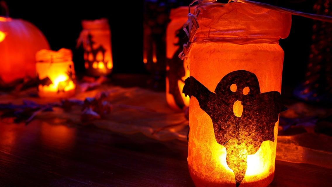 Lantern, Lamp, Candle, Fire