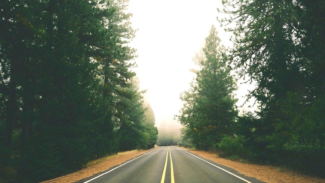 Road, Highway, Freeway, Tarmac, Asphalt