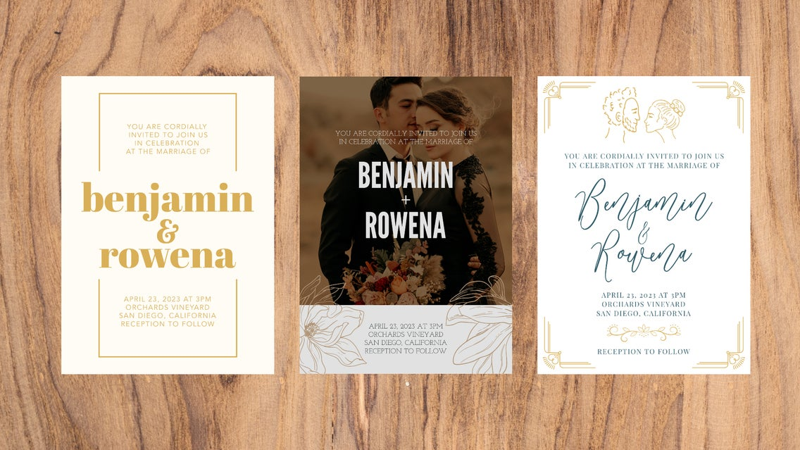 Wedding themes featured