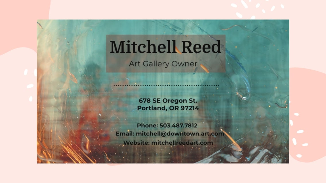 Featured business card image