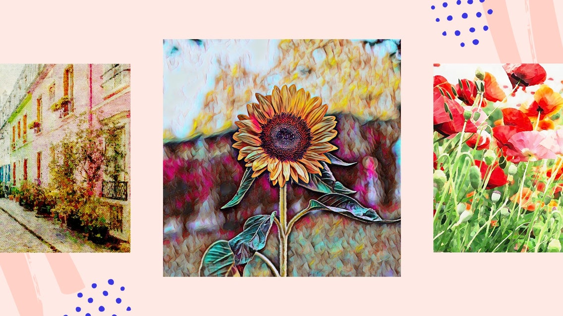 Photo to Painting Featured Image