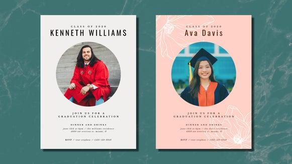 graduation invite featured