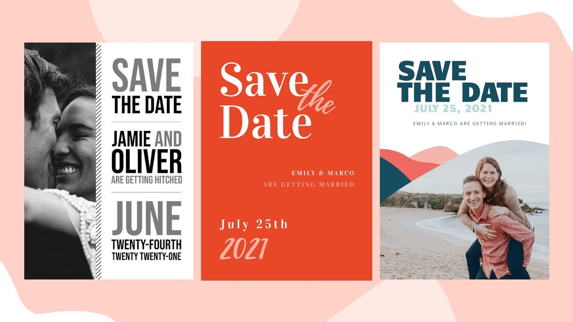 Save the date inspo featured