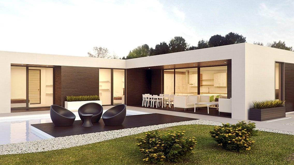 Furniture, Interior Design, Indoors, Housing, Building, Table