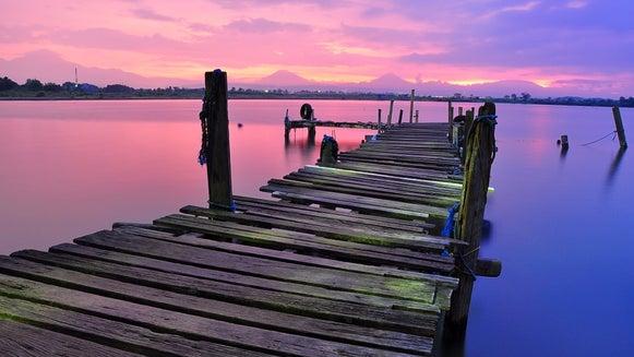 Water, Waterfront, Pier, Port, Dock, Boardwalk