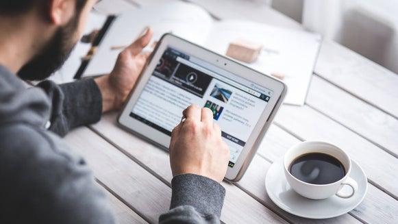 online marketing tips by BeFunky