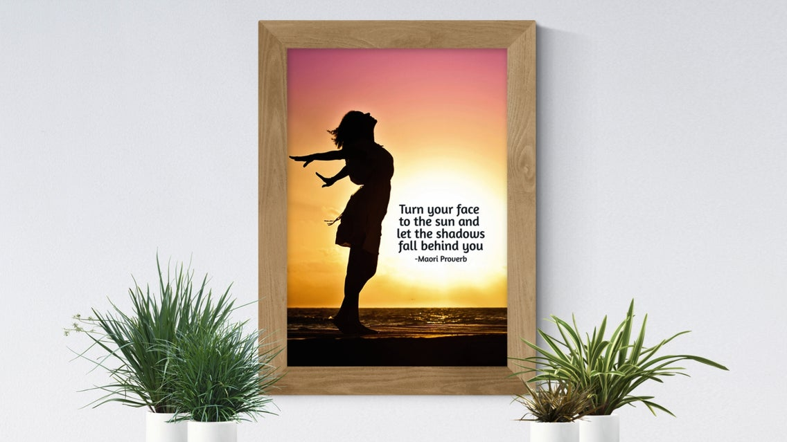 Motivational Poster Featured