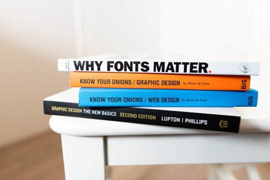 how to choose fonts that work well together
