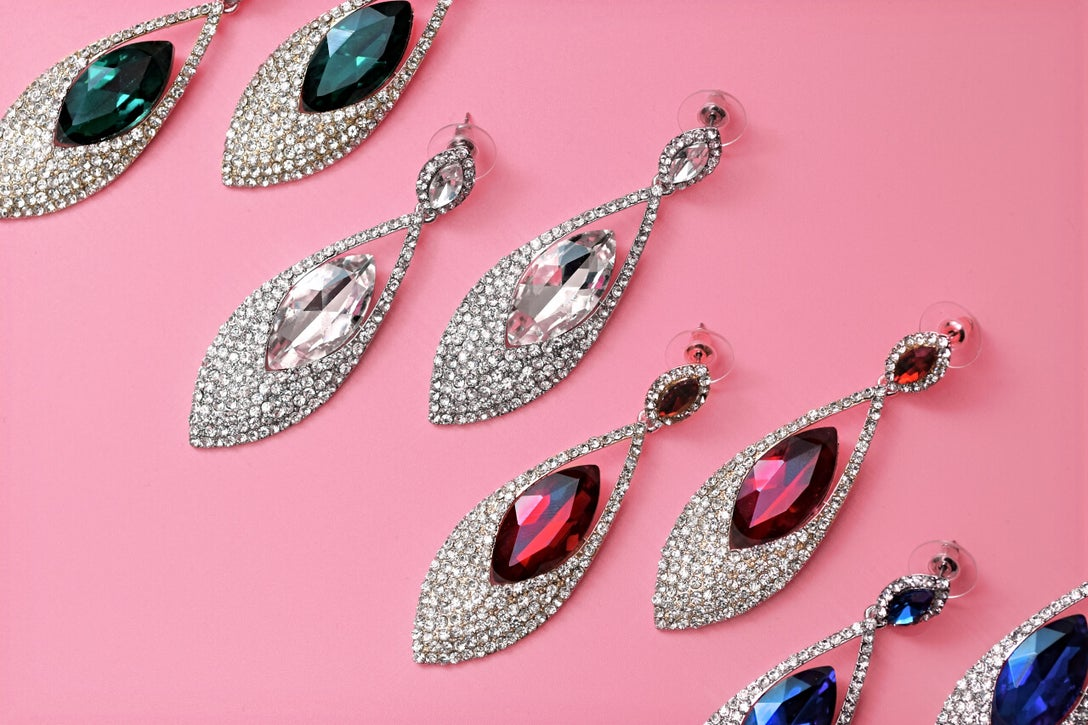 how to make diamonds look shiny in photo