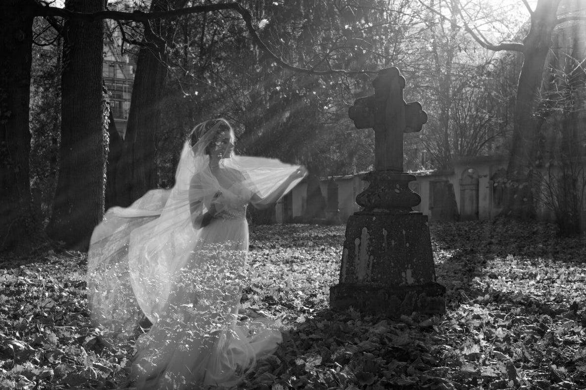 Halloween Photo Manipulation by BeFunky