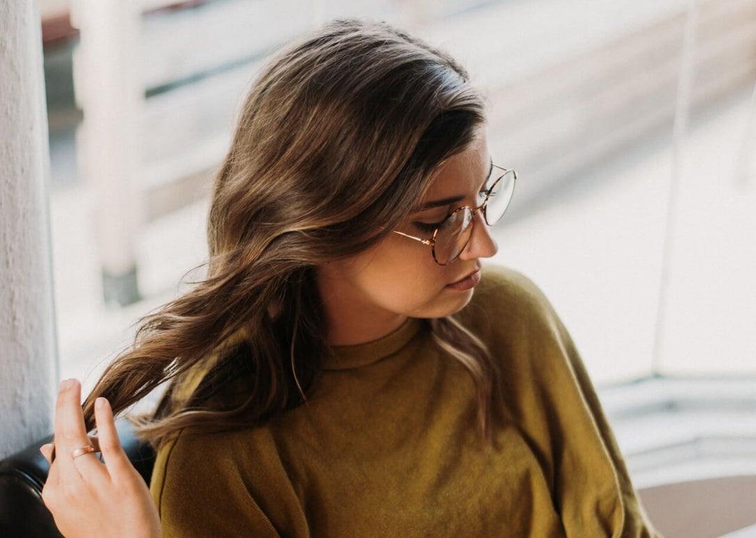 enhance hair color photo editing