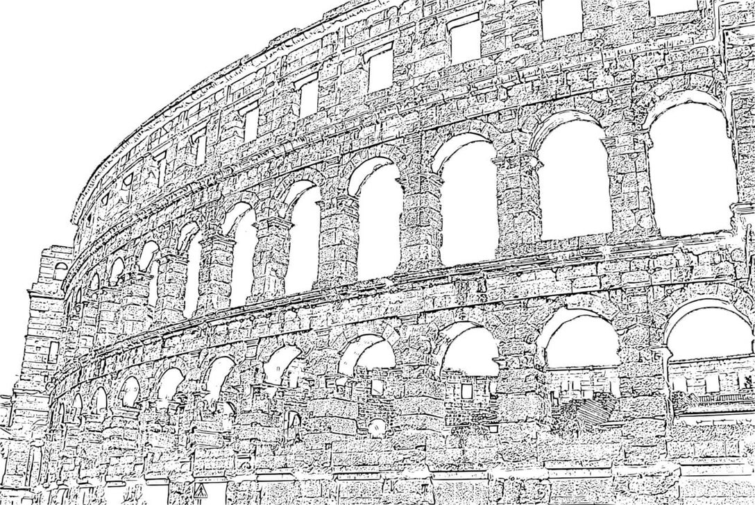 photo to sketch effects by BeFunky