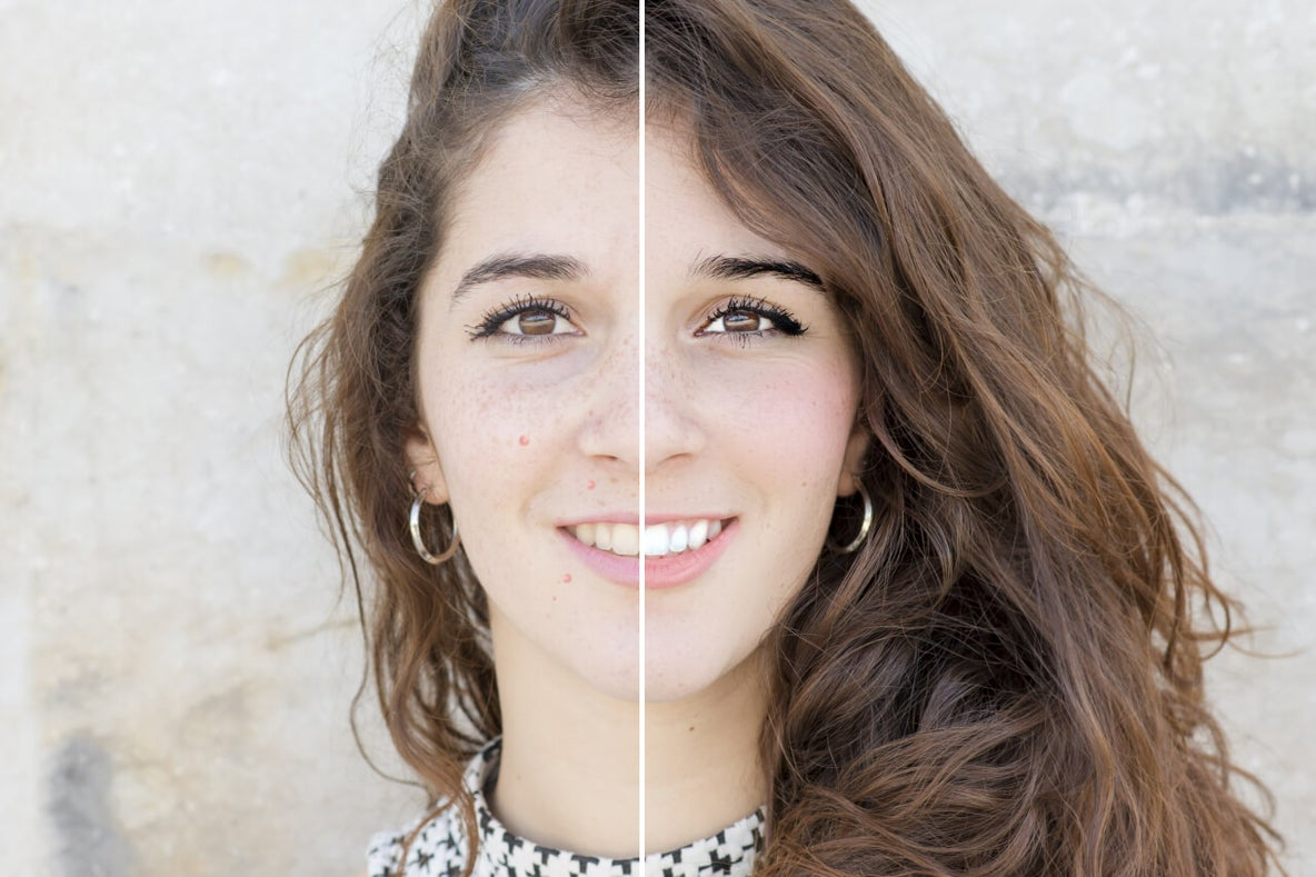 how to retouch photos with BeFunky Photo Editor