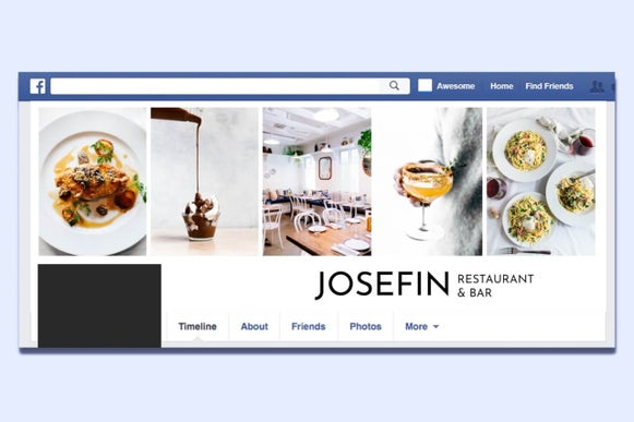Facebook cover photo maker by BeFunky