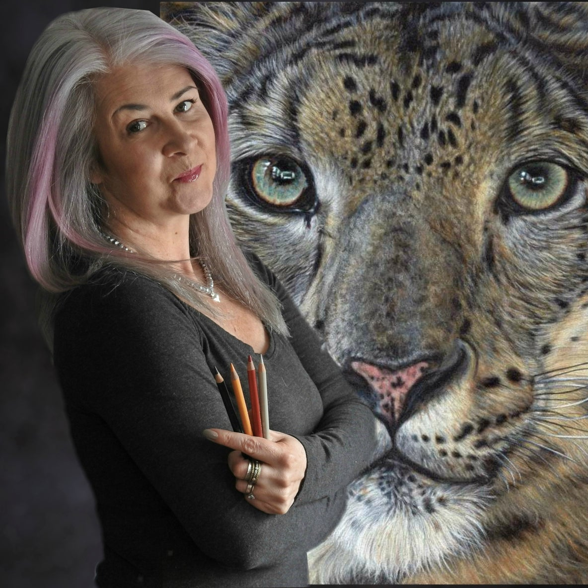 Lisa Ann Watkins Animal Art by LAW