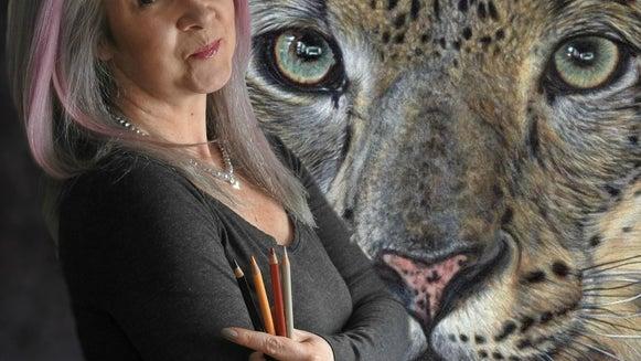 Lisa Ann Watkins Animal Art by LAW