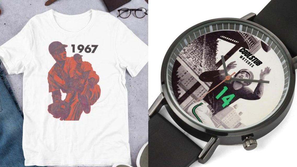 Coolstub vintage sports gifts