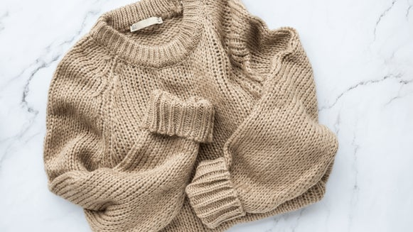 Clothing, Apparel, Sweater, Knitting